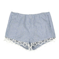Rag & Bone - Highclare Short, Indigo