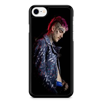 Lil Peep 6 iPhone 8 Case