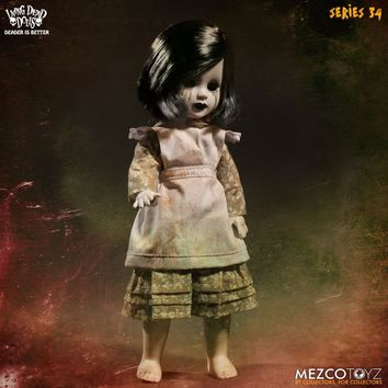 Living Dead Dolls - Series 34 - Coalette
