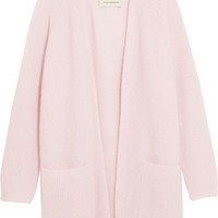 By Malene Birger - Belinta brushed ribbed-knit cardigan