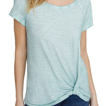 Sanctuary Sunny Days Twist Tee | Nordstrom