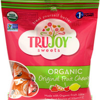 Organic Fruit Chews by TruJoy Sweets – VeganEssentials Online Store