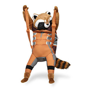 Rocket Raccoon Backpack Buddy - Exclusive