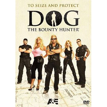Dog The Bounty Hunter poster Metal Sign Wall Art 8in x 12in
