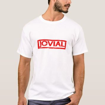 Jovial Stamp T-Shirt