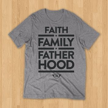 Faith, Family, Fatherhood // Grey