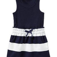 Nautical bow dress | Gap