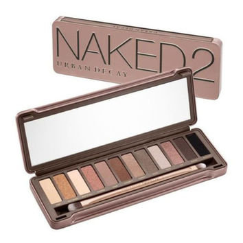 Urban Decay Naked 2 Eyeshadow Palettes