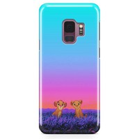 The Lion King Son Samsung Galaxy S9 Case | Casefantasy