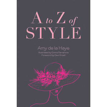 A to Z of Style, Non-Fiction Books