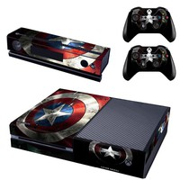 Captain America Skin - Xbox One Protector