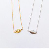 1 Leaf Necklace #L04