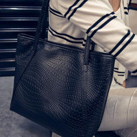 2017 Spring & Summer New Women Classic Weave Leather Chic Stylish Crossbody Handbag Shoulder Bag Cosmetic Bag Gift