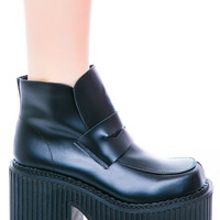 UNIF Heathers Boot Black