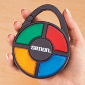 Handheld Simon Game