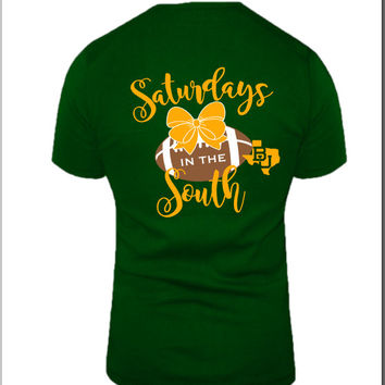 Baylor Bears Gameday shirt - Saturdays in the South