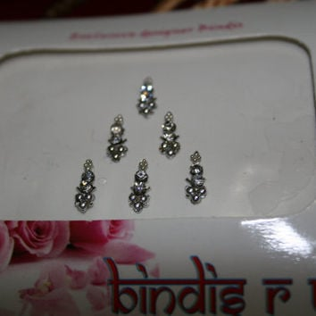 Special Handpicked Designer Bindis/ Indian Traditional Bindi Sticker Set