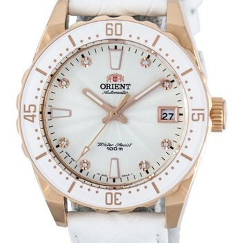 Orient Automatic Crystal Accent FAC0A003W0 Women's Watch