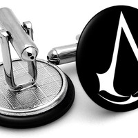 Assasin's Creed Alternate Cufflinks