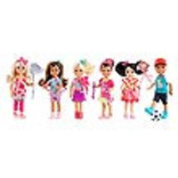 Barbie Sisters Chelsea and Friends Dolls Case