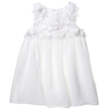 Cherokee® Infant Toddler Girls' Sleeveless Dress