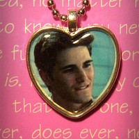 Jake Ryan (Sixteen Candles) Michael Schoeffling Pendant Chain Necklace