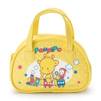 Paupipo mini Boston Bag style Pouch Sanrio Japan - VeryGoods.JP