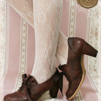 Victorian maiden - Oxford Lady Pumps
