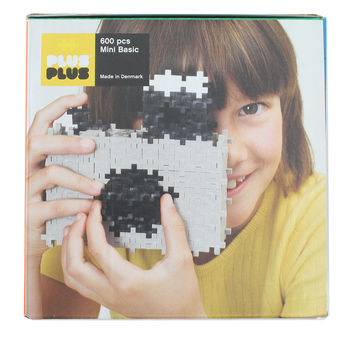 Plus Plus Mini 600 Piece Set