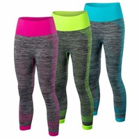 Summer Yoga Pants Women's Clothes for Fitness Sports.