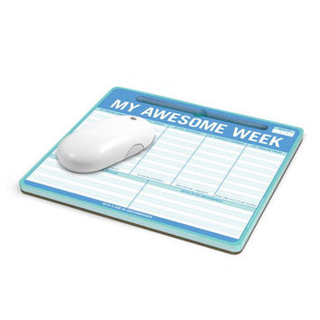 Awesome Week Pen to Paper Mousepad