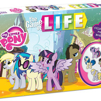 The Game of LIFE: My Little Pony Collector's Edition