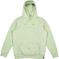 FRENCH TERRY TONAL HOODIE (MINT GREEN)