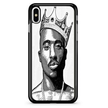 2pac Shakur Collage 4 iPhone XR Case/iPhone XS Case/iPhone XS Max Case