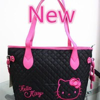 New Hello kitty Hand Bag  Shoulder Bag  Purse YE-16WB