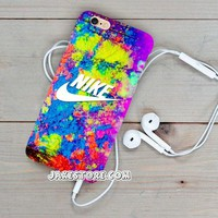 Nike Color iPhone Case 4 4s 5 5s 5c 6 6s Plus Hard Case Cover
