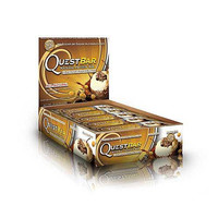 Quest Nutrition Chocolate Peanut Butter Quest Bars, 12 Bars