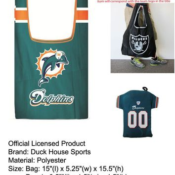 Licensed Official New NFL Miami Dolphins Pick Your Gear / Car Truck Accessories Official Licensed