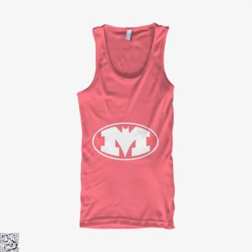 Bat-Michigan Dark, Batman Tank Top
