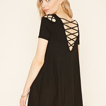 Contemporary Crisscross Dress