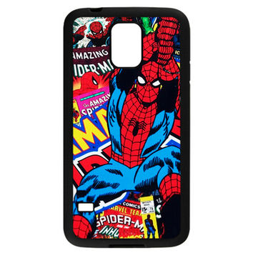 Marvel Comics Spiderman Hard Case for Samsung Galaxy S5