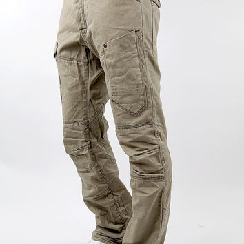 G-STAR RAW General 5620 3D Tapered COJ Calico Twill