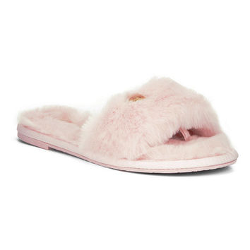 MICHAEL Michael Kors Jet Set MK Slippers | Dillards