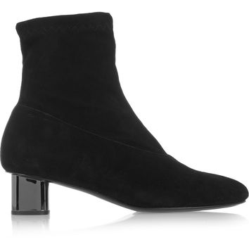 Robert Clergerie - Pili suede boots