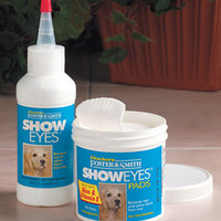 Dog Eye Care: Show Eyes® Tear Stain Remover by Drs. Foster & Smith