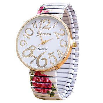 The Rose City WristWatch