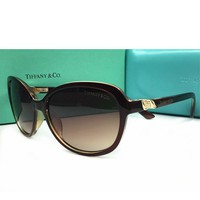 Perfect Tiffany Women Casual Summer Sun Shades Eyeglasses Glasses Sunglasses