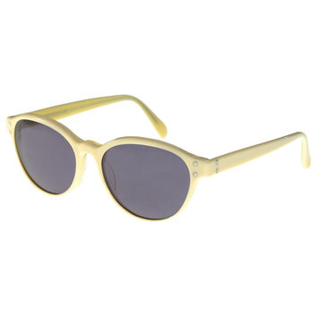 Lemon Sorbet Sophie Sunglasses