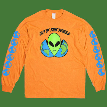 OUT OF THIS WORLD LONG SLEEVE TEE