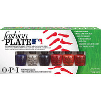 Fashion Plate Mini Nail Lacquer Set